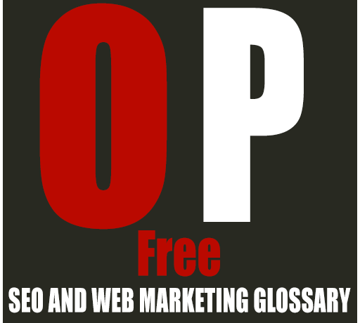 SEO and Web Marketing Glossary