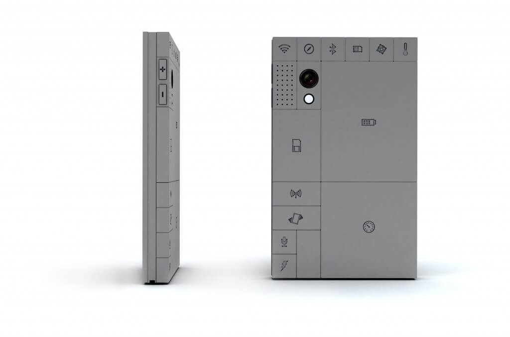 Project Ara – Google's future phone