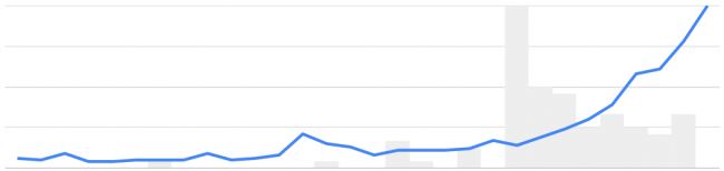 A good trend for niche websites